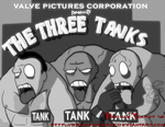 Three Tanks by BrokenTeapot