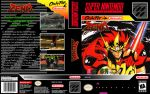 Kishin Douji Zenki Battle Raiden SNES Custom Cover by MasterOniLink