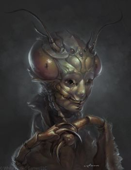 Mimic by apterus