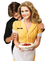 Waitress png by MerRogers