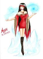 The Sorceress by Forever-Sam
