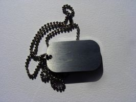 dog tag stock 8 by hatestock