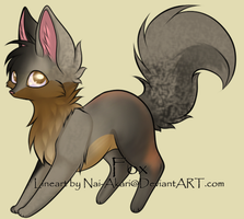 Fox Adoptable-closed- by TheBirb