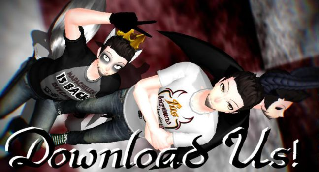 [MMD] ZellenDust's models [DL!] by GoldenCryingPages