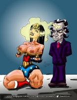 WW mind controled by Dr. Psycho by thegagster
