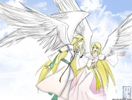 Reyson and Leanne by mell0w-m1nded