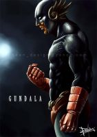 GUNDALA son of thunder2 by rheen