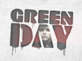 Green Day by death-princess