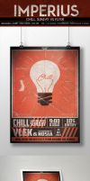 Chill Sundays - V5 - Flyer Template - Imperius by ImperiusDesigns