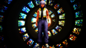 #OverEffectChallenge (i guess?? lol) - Riku by DaughterofWolves