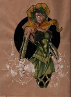 Enchantress by Hodges-Art