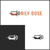 Daily Dose Logotype by volkermatthes