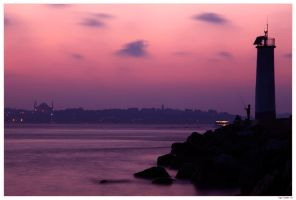 historical peninsula Istanbul by justuur