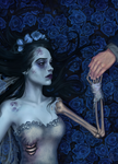 Corpse bride by crocroar