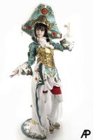 Seth Nightroad-Trinity Blood 2 by Atra-in-wonderland