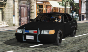U.S Government car (XPS Re-Updated 2) by bstylez