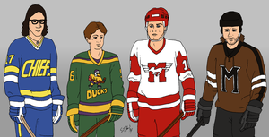 Hockey Movies by DubyaScott