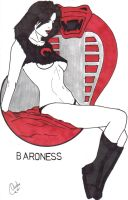 Baroness by Aca1raven2002