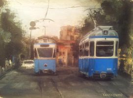Tram. Vinnytsia. part 2 by andreyyanchenko