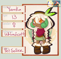 The Pet seller - Yamka by CherryBuns