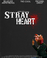 Stray Heart fictional DVD cover by Miktik