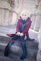 Alois Trancy by Yazo-chan