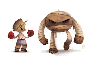 DAY 494. Kanto 106 - 107 by Cryptid-Creations