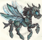 Changeling Concept by YellowScreen