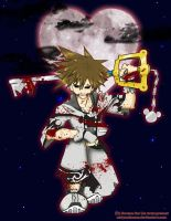 Sora's Deadly Form by Scr3amForMe