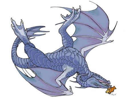 'Nipped Wyvern Colors by Hyratel