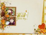 hello autumn boy by bibi97nd