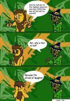 Wizard of Oz or Lion King? by evilcanabalisticbat