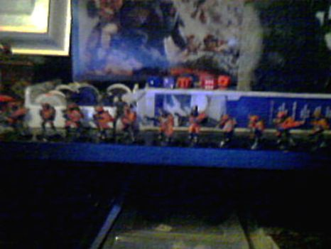 tau fire warriors now complete by gundam0cyclops