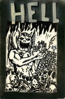 HELL by EBrummer