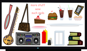 Food, Tunes and Tumblr by Princess-Toejam