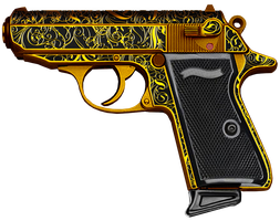 Walther PPK .32 by PatB91