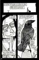 The Raven -16- by littlecrow