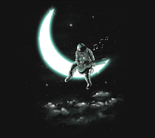 The Moon Song by dandingeroz