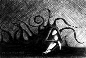 Slender: No Need to Fear, Slenderman's Here by bluenonamerunt