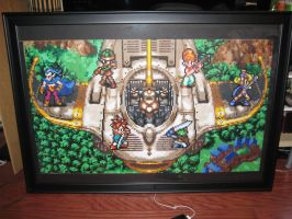 Chrono Trigger: Epoch by Dunhour