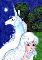 The Last Unicorn by BriskytheSovietSpy