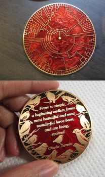 Tree of Life coin by sandara