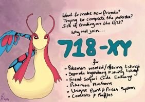 Contest Entry - 718-XY Group Advertisement by xSammyKayx
