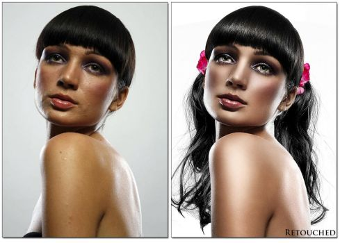 Glamor retouch 3 - New version by Nienna1990