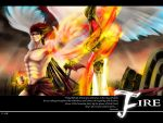 Archangel, Michael by real4fantasy