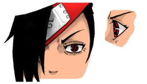Contest Magekyou Sharingan by Angy89
