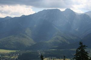 Giewont by rzata