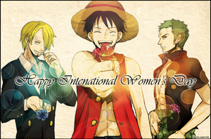 Happy International Women's Day 2012 by AnnaHiwatari