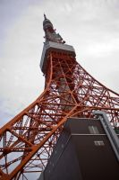 Tokyo Tower 5 by MarcAndrePhoto