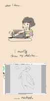 I always do this... by Dainisse